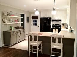 Kitchen Beadboard Backsplash by Decor U0026 Tips Amazing Kitchen Peninsula With Bar Stools And
