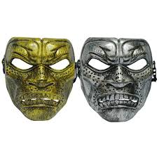 Spartan 300 Halloween Costume Mascot Halloween Mask Film 300 Warriors Sparta Undead Retro