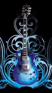 girly guitar wallpaper abstract guitar wallpaper mobile wallpaper phone background