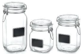 Bathroom Glass Storage Jars White Kitchen Storage Jars Cabinet Top Jar In Prepare 13 Purkd
