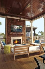 Average Cost Of A Patio by What To Know About Adding A Deck Huffpost