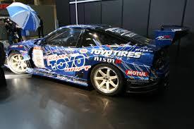 Team Toyo Drift Nissan 240sx 1 Madwhips
