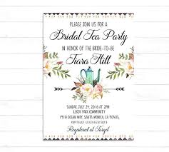 bridal tea party invitation bridal tea party invitations 8723 in addition to plate tea party