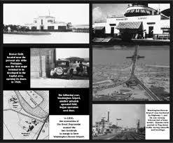 Map Of Washington Dc Airports by Airport History Exhibit Photos Metropolitan Washington Airports