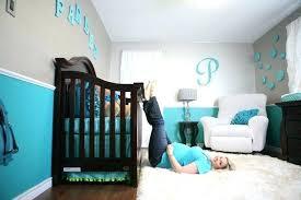 chambre bébé bleu chambre bebe gris et bleu deco murale chambre enfant deco murale