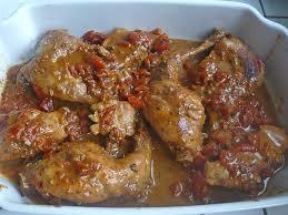 cuisiner du lapin facile lapin roti dans sa sauce barbecue recettes astuces et déco