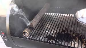 traeger 075 and a maze n smoker tube youtube