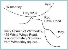Directions And Maps Directions And Map Unity Of Wimberley
