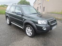 land rover freelander td4 hse long mot top of the range in