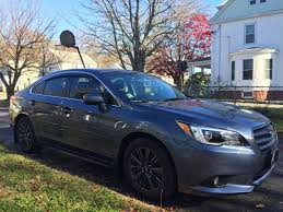 subaru legacy 2016 blue window visor rain guard options subaru legacy forums