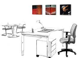 dessin de bureau acheter ou louer la décoration murale de vos bureaux