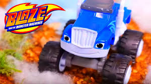 Blaze Monster Truck Videos U0026 Blaze Toys Blaze Monster Machines