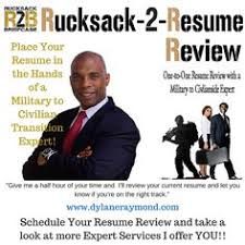 Military To Civilian Resume This Sample Resume Shows How You Can Translate Your Military