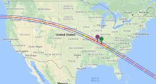 Map Cincinnati Solar Eclipse Events In Cincinnati U2013 Cincinnati Parent Magazine