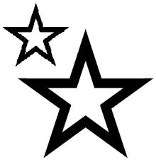 star tattoo design by trogdor7 on clipart library clip art library