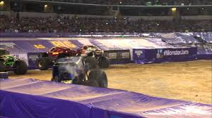 Monster Jam Son Uva Digger Freestyle In Arlington Tx Feb 22