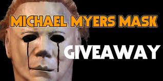 free halloween ii michael myers mask giveaway michael myers net