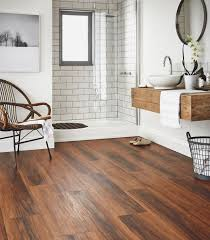 Best Wood Laminate Flooring Gorgeous Laminate Wood Flooring In Bathroom 20 Beautiful Bathrooms