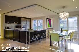 Modern False Ceiling Design For Kitchen