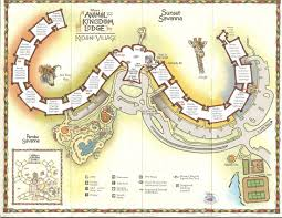 Walt Disney World Resorts Map by May 2014 Dadfordisney Page 2
