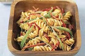 noodle salad recipes peanut thai noodle salad salads recipes giant eagle