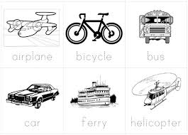 classifying modes of transportation