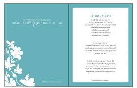Sample Wedding Program Sample Wedding Program Wording Diy Wedding U2022 46689