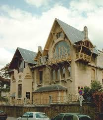 chambre de commerce malo hector guimard la villa majorelle est une maison de maître