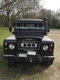 land rover series 3 off road off road land rover used cars buy and sell in the uk and