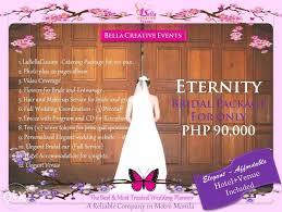 affordable wedding catering affordable wedding coordinator manila mini bridal