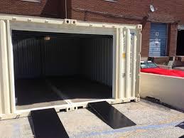 design shipping container garage garage floor paint ideas
