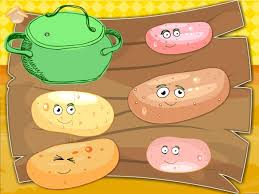 funny veggies game for babies android apps on google play