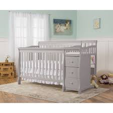 crib changing table combo furniture crib changing table combo luxury dream on me brody 5 in 1