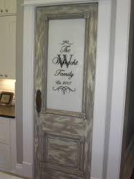stained glass pantry door gallery glass door interior doors