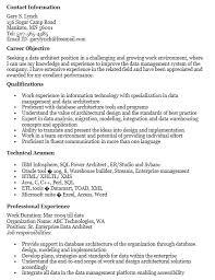 Enterprise Architect Resume Sample by 16 Free Sample Enterprise Data Architect Resumes U2013 Sample Resumes 2016