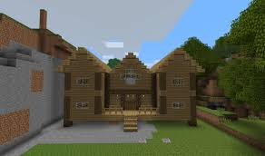 minecraft simple small house free modern small house design home