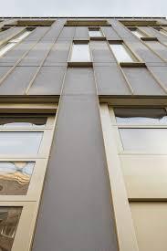 equitone facade materials facade detail in france block
