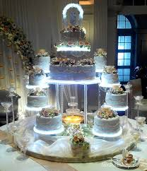 wedding cake online 12 tier wedding cake with candles sri lanka online shopping site