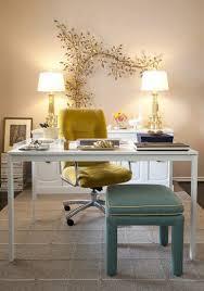 Light Wood Desk Feminine Office Accessories Glass Rack Cabinet Light Brown Glass