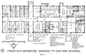 general hospital floor plan office of medical history military hospitals in the united states