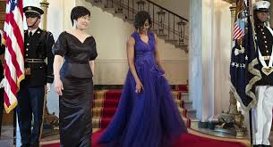 obama dresses obama s best state dinner dresses politico