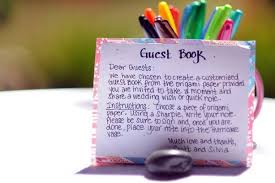wedding guestbook alternatives adorable wedding guest book alternatives diy wedding ideas
