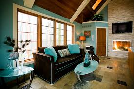 house of turquoise living room pool house lounge pittsburgh contemporary living room other
