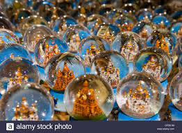 souvenir snow globes for sale at gift shop st petersburg russia