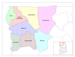 Map Of Ghana File Upper West Ghana Districts Png Wikimedia Commons