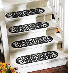 interior carpet stair treads and landing mat carpet stair treads