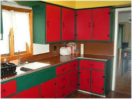Kitchen Red Cabinets Kitchen Red Kitchen Cabinets What Color Walls Red Kitchen