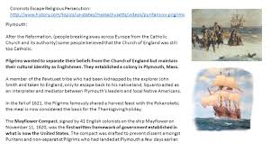 videos of the first thanksgiving founding the colonies roanoke island established as an economic