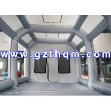 photo booth tent china automatic portable spray booth tent workstation