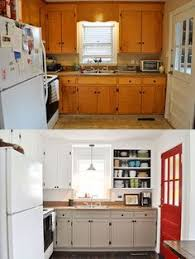 Kitchen Cabinets Redo by These Kitchen Cabinets Had A Cheap Makeover That Looks Like A